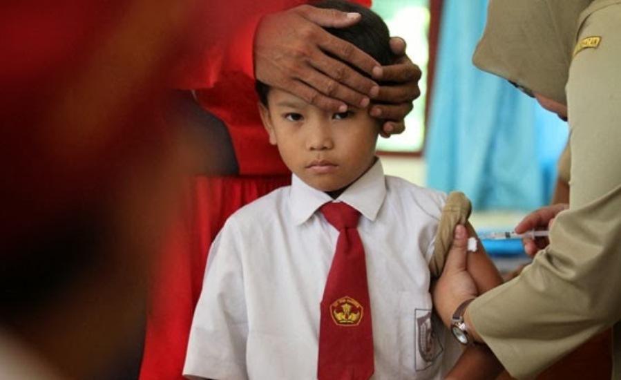 Anak Anda Belum Imunisasi Campak dan Rubella, Ini Resikonya