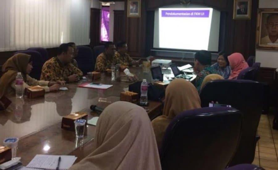 FKM UMI Jalin Kerjasama dengan FKM Universitas Indonesia