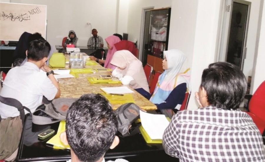 Rektor UMI Buka Pelatihan Sertifikasi Ahli Keselamatan dan Kesehatan Kerja Umum