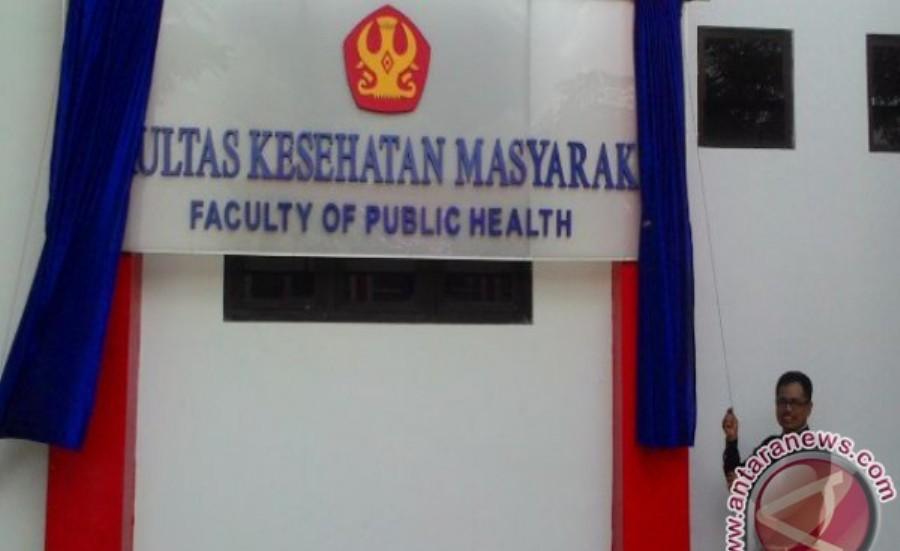 Universitas Tadulako Resmi Miliki Fakultas Kesehatan Masyarakat
