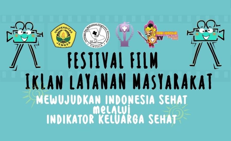 Sinvesta FKM Unej Gelar Festival Film Iklan Layanan Masyarakat, Buruan Daftar! - Header