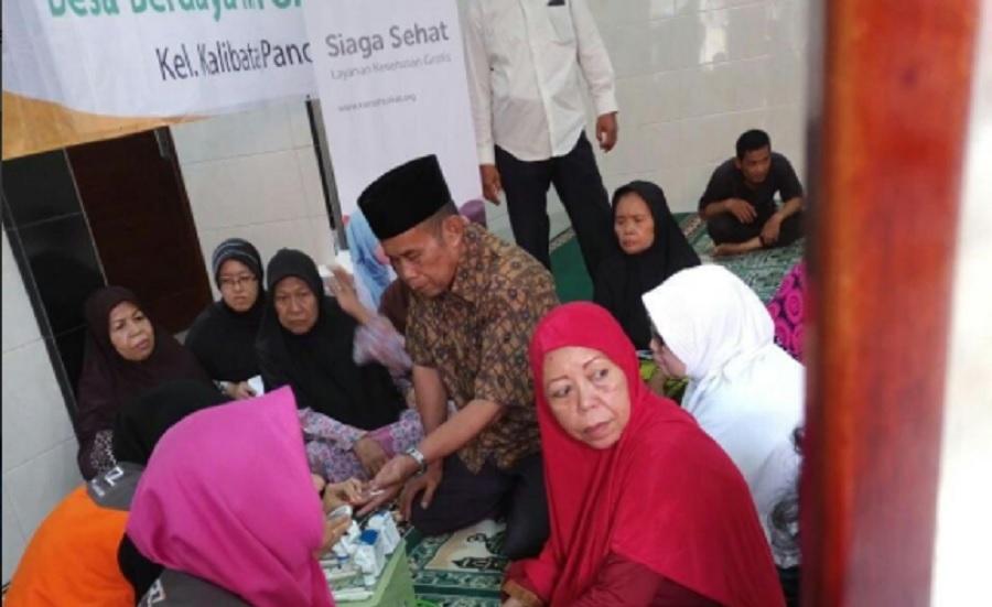 Cita Sehat Foundation Jakarta Selatan Siaga Sehat di Kalibata Timur