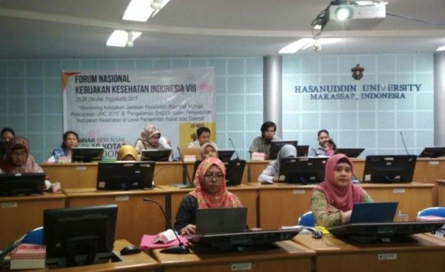 FKM Unhas Gandeng UGM Gelar Forum Nasional Kebijakan Kesehatan