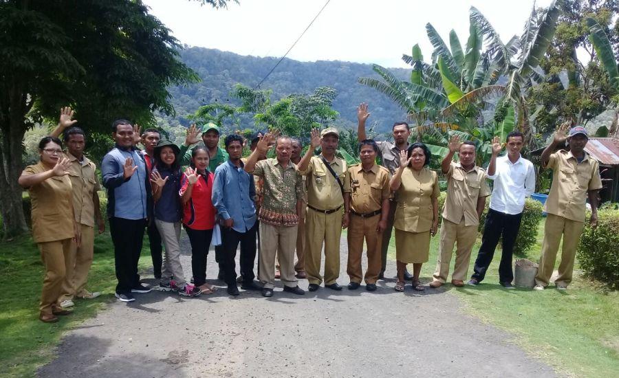 Pemerintah Desa Wewa Nyatakan Siap Membawa Desa Wewa Menjadi Desa STBM