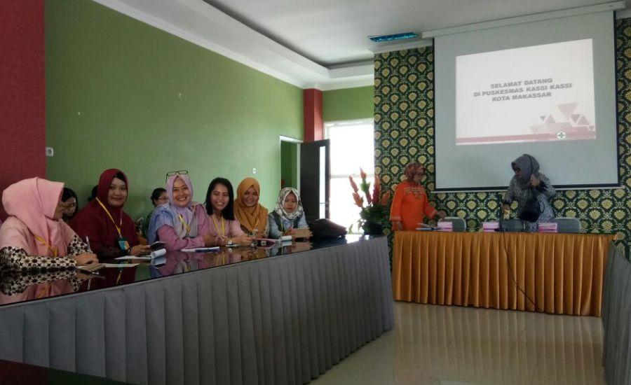 Bongkar Celengan, 15 Orang Nusantara Sehat Ikuti Pelatihan Nasional di Makassar