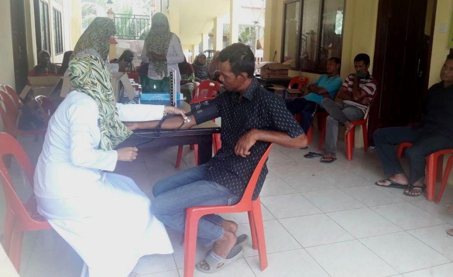 Mifa Laksanakan Kegiatan Peningkatan Kesehatan Masyarakat di Wilayah Pesisir