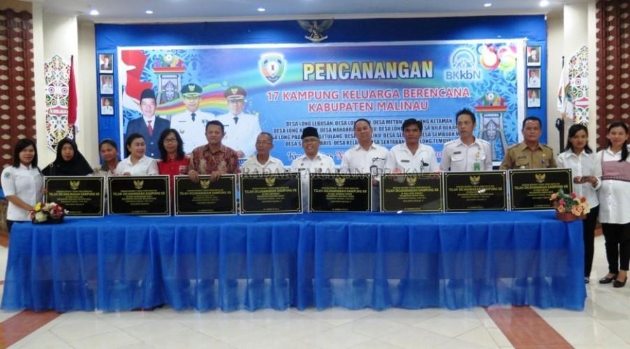 Kampung KB Terima Dana Rp 90 Juta Per Tahun