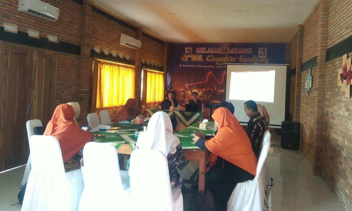 Bantu Pasien TB, SSR Aisyiyah Sragen Gandeng LazisMu & Geprek Group