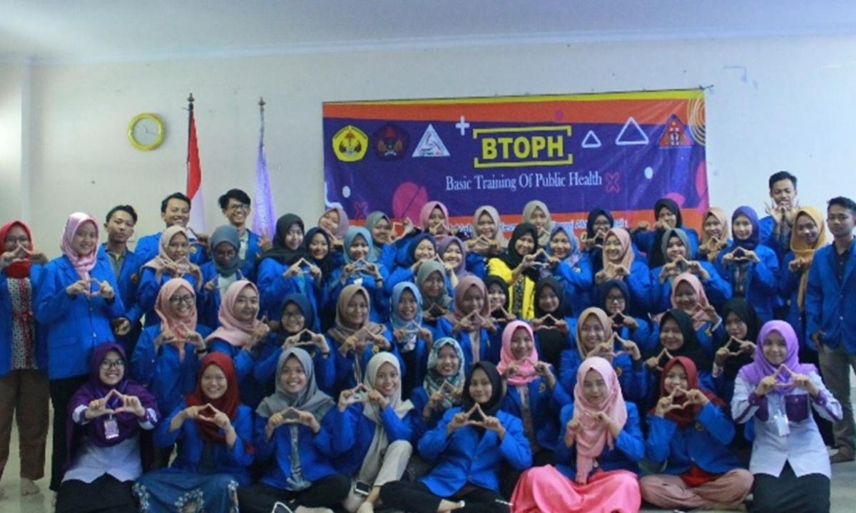 BTOPH Himpunan Mahasiswa Kesmas Universitas Pekalongan 2018