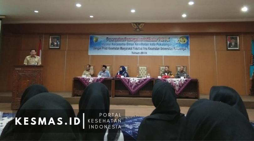 Percepatan Pencapaian Indikator PIS-PK Kota Pekalongan, Mahasiswa Kesmas Unikal Diterjunkan