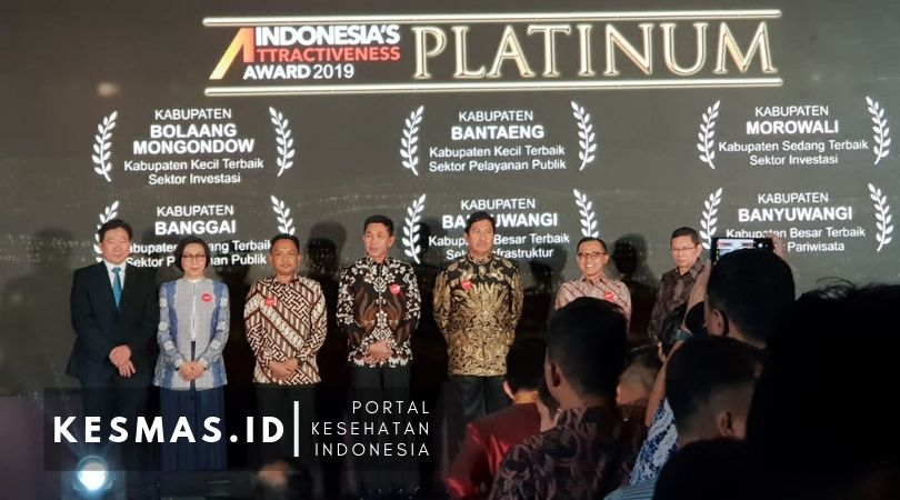 Indonesia's Attractiveness Award 2019