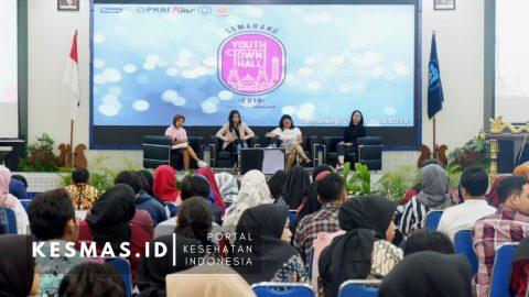 Yang Muda, Yang Bersuara di Semarang Youth Town Hall 2019
