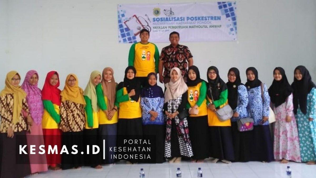 Ngetren ke-3 Inspirasi Dari Poskestren PP Matholi'ul Anwar Lamongan