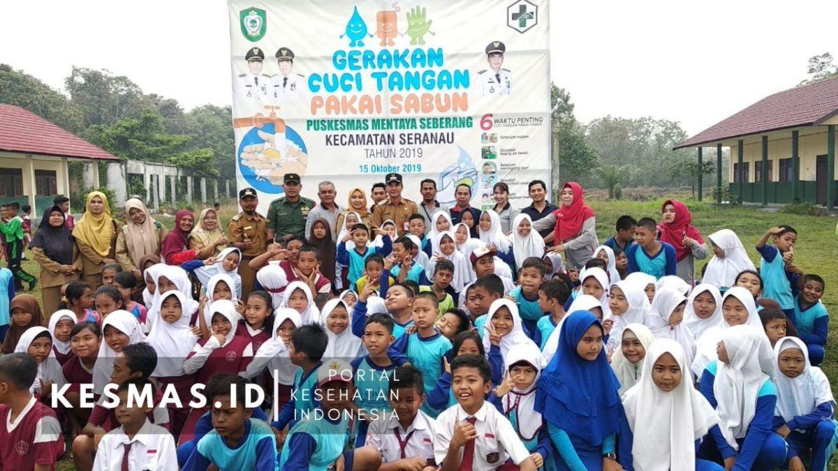 Puskesmas di Kotawaringin Timur Laksanakan Pergerakan Masyarakat Peringati HCTS