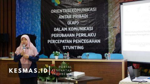 Percepat Penurunan Stunting di Kabupaten Tasikmalaya, Tenaga Promkes Ikuti Training Ini
