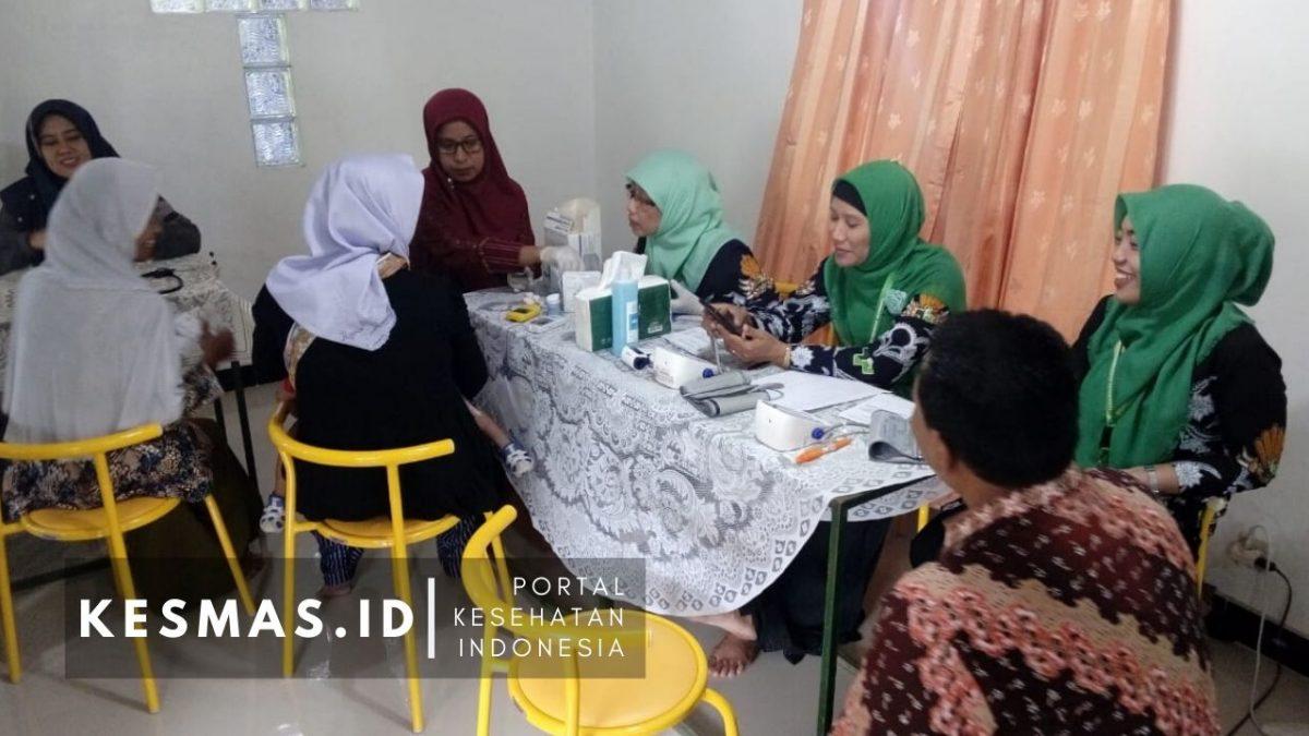 RSUD Penembahan Senopati Bakti Sosial di Dusun Pepe Trirenggo Bantul