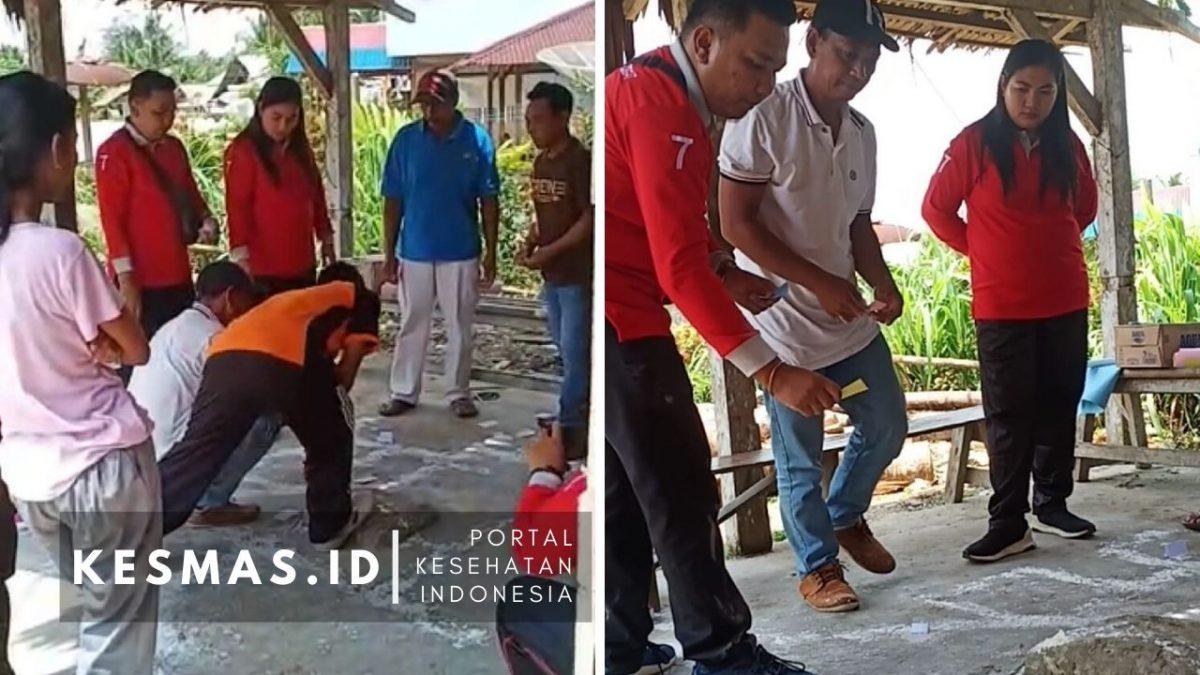 Puskesmas Mapaddegat Kepulauan Mentawai Ajak Masyarakat Stop BABS