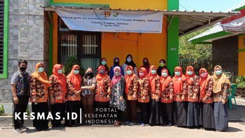 Fakultas Farmasi UNPAD Adakan Penyuluhan dan Pemeriksaan Kesehatan Gratis di Puskesmas Krangkeng