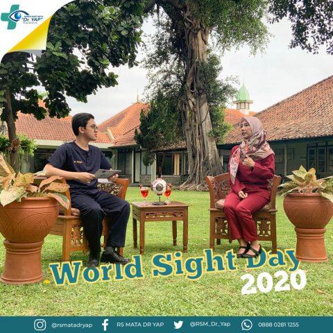 Edisi Spesial World Sight Day 2020, RS Mata YAP Yogyakarta