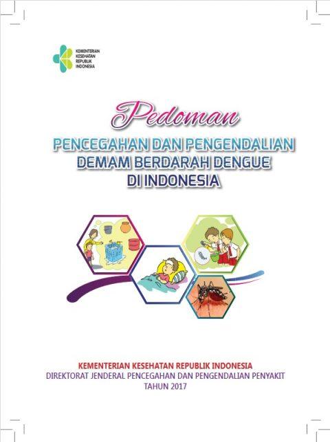 Download Pedoman Pencegahan & Pengendalian DBD di Indonesia 2017