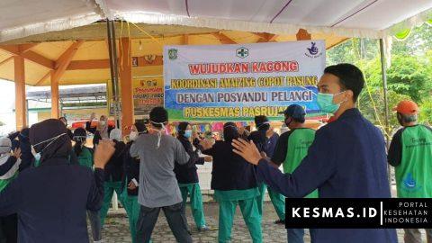 Posyandu PELANGI (Peduli dan Sayangi), Posyandu Jiwa Untuk Wujudkan Kecamatan Pasrujambe Bebas Pasung