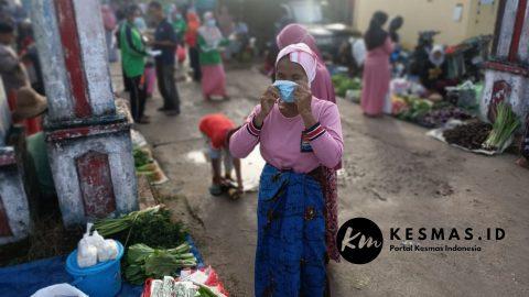 Satgas & Relawan Desa Siaga Covid-19 Sei Ijum Raya Ajak Masyarakat Disiplin Prokes