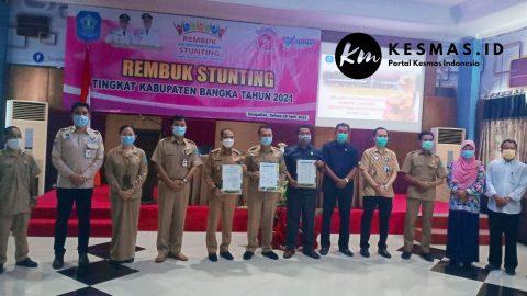 Rembuk Stunting Sebagai Komitmen Daerah Dalam Entaskan Stunting di Kabupaten Bangka