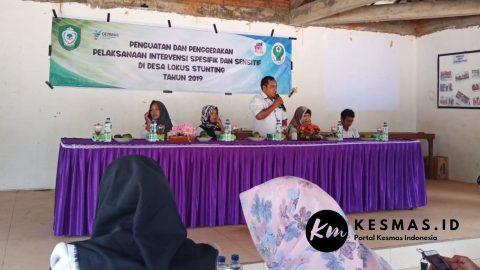 Geram Runting Solusi Pencegahan Stunting Ala Desa Bukit Harapan